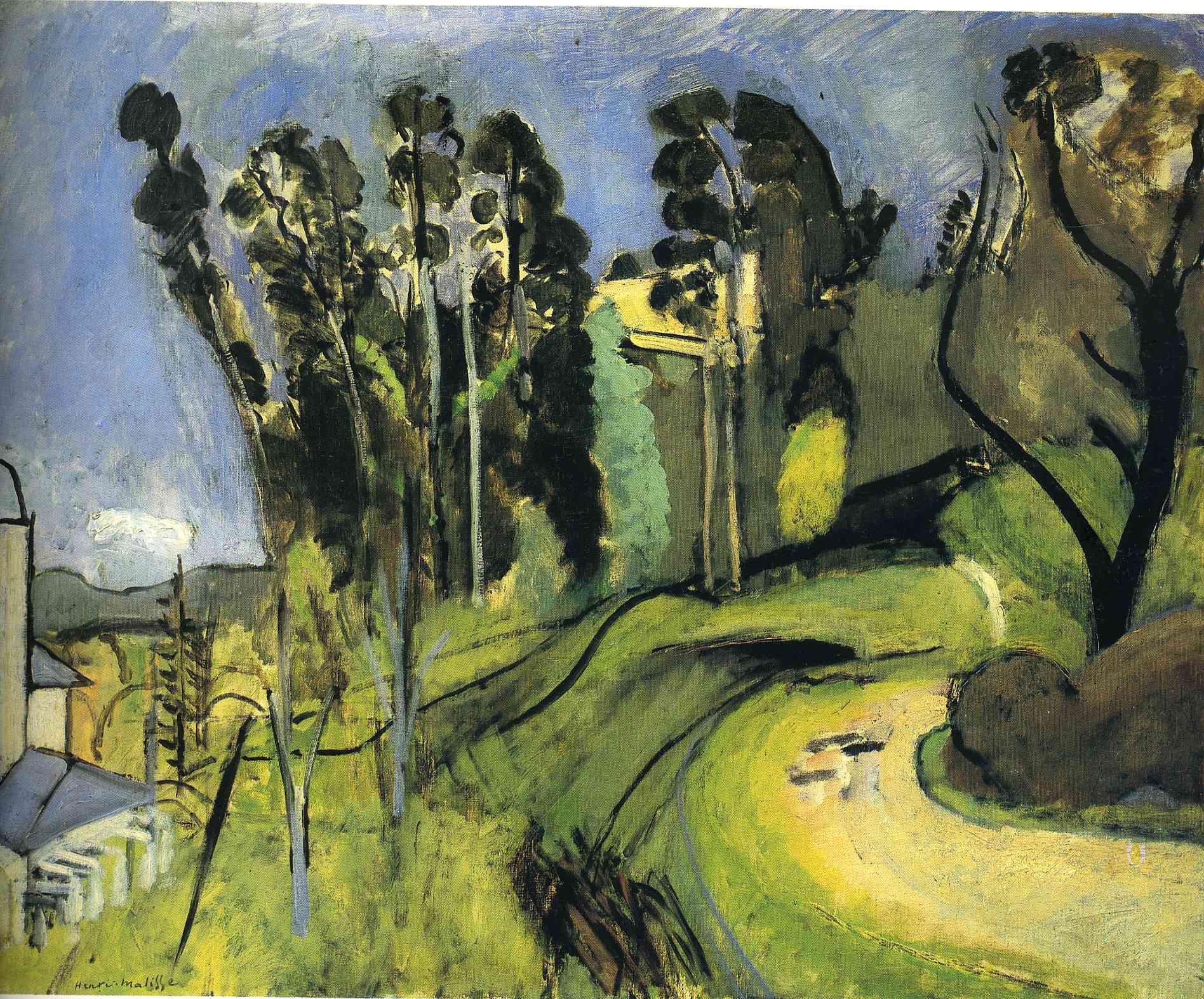 Henri Matisse paintings from 1910s   art Matisse.com ...