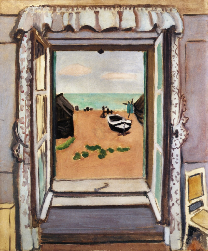 Henri matisse french painter art picture for 1920s window