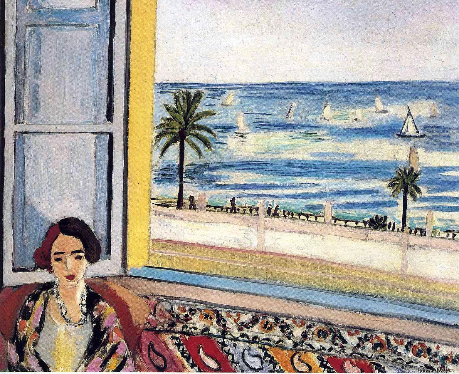 Open window matisse - Henri Matisse French Painter Art Matisse Com Picture