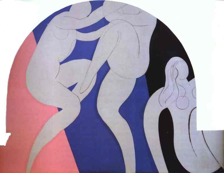 Henri Matisse - The Dance 1933