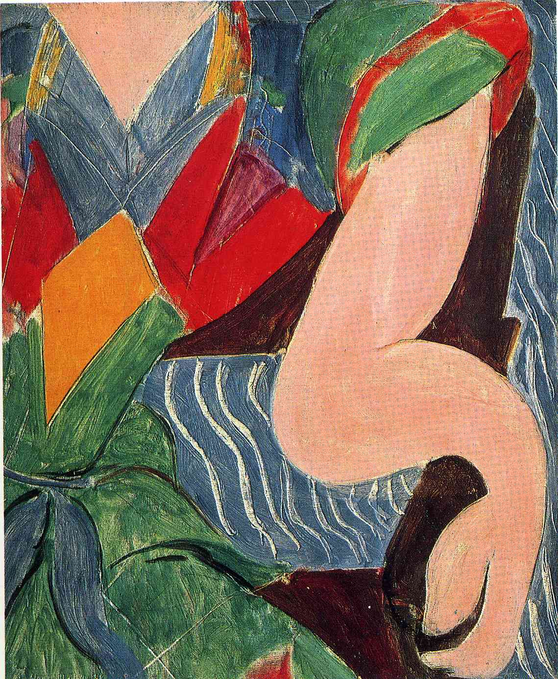 Henri Matisse - The Arm 1938