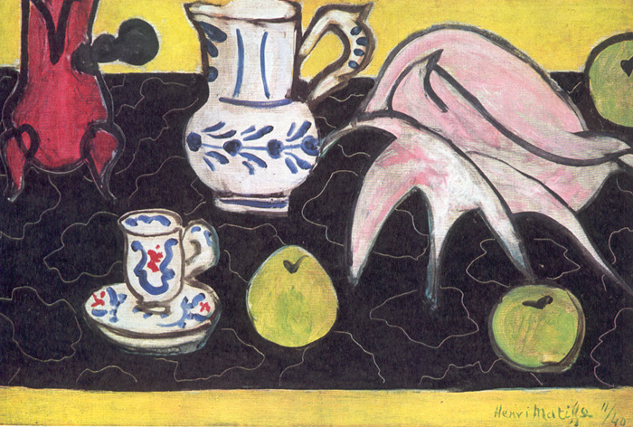 Henri Matisse - Still Life with a Shell 1940