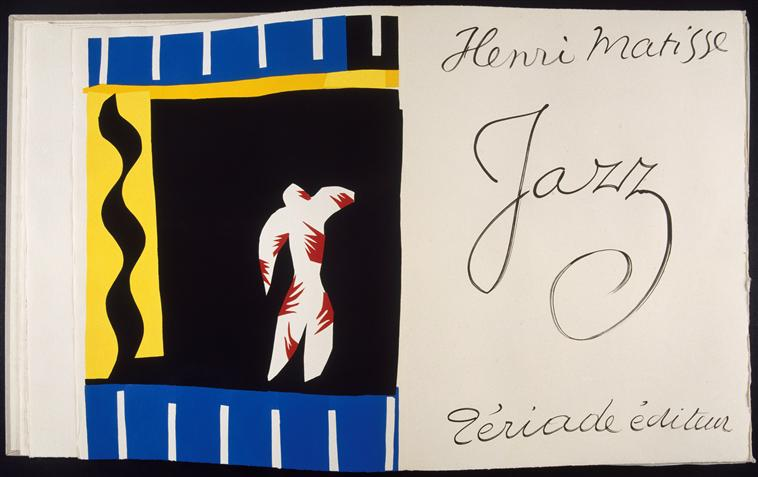 Henri Matisse - Jazz Book 1947