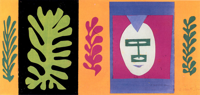 Henri Matisse - The Eschimo 1947
