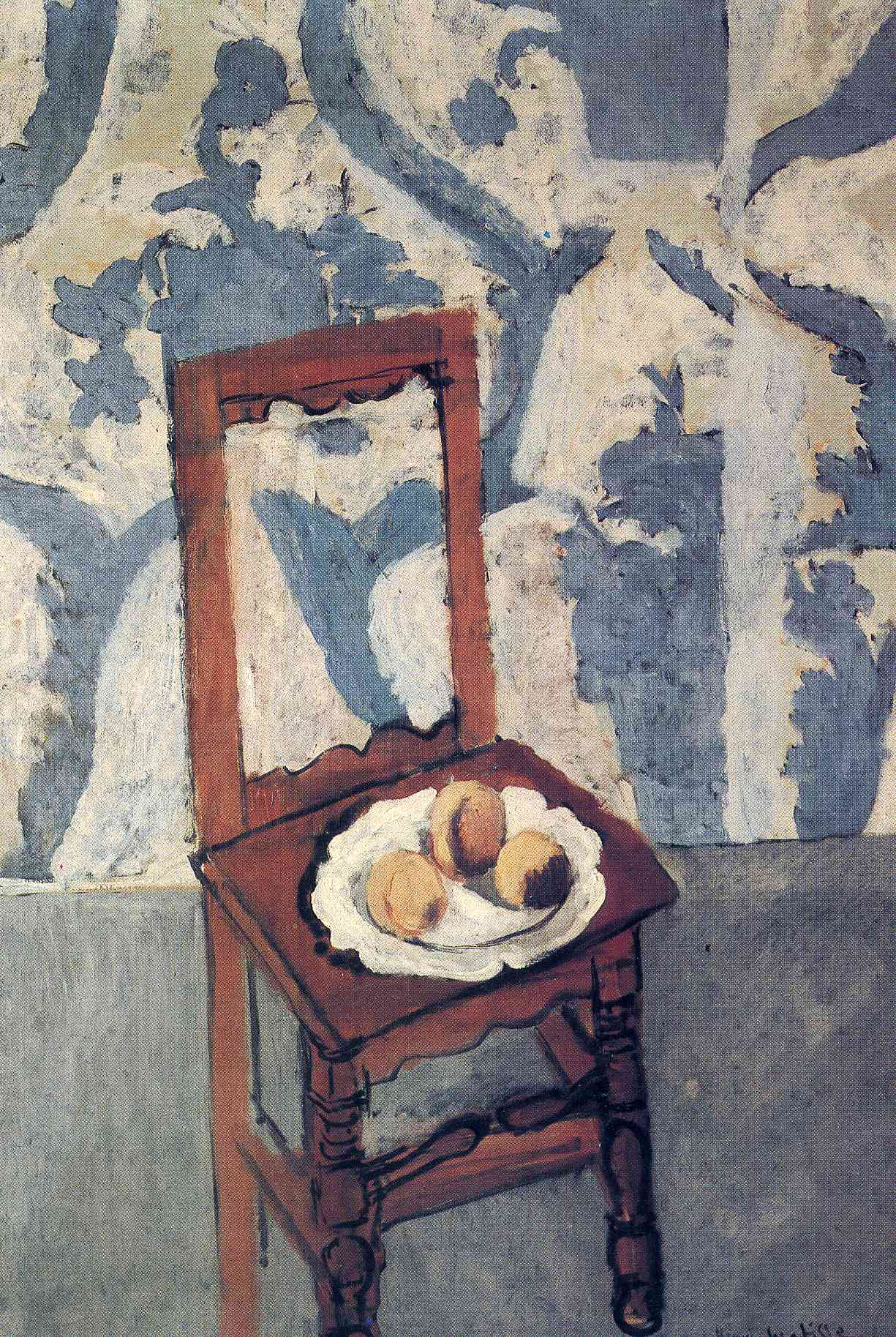 Henri Matisse - The Lorrain Chair 1918