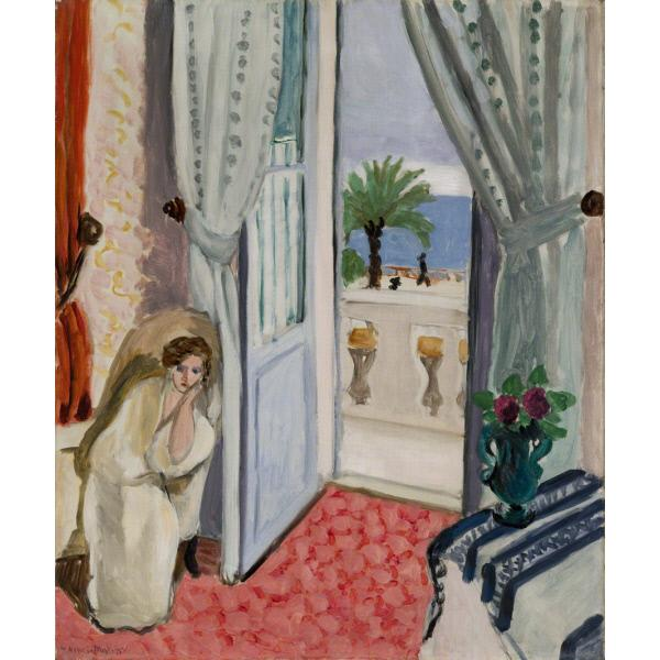 Henri Matisse - Interior at Nice 1921
