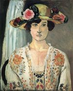 Woman in a Hat 1920