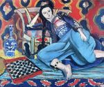 Odalisque with a Turkish Chair 1928