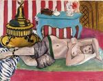 Odalisque with Green Scarf 1926