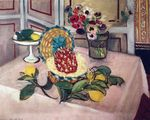 Still Life with Pineapples 1940