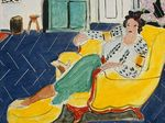 Woman Seated in an Armchair 1940