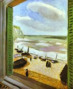 Open Window at Collioure 1905