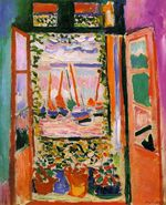 Open Window, Collioure 1905