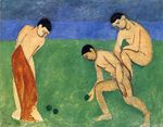 Game of Bowls 1908